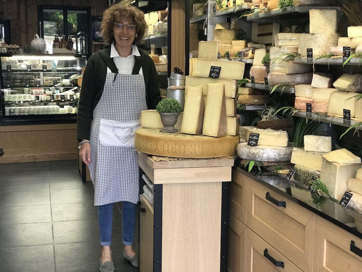 Fromagerie Caseus Montreuil