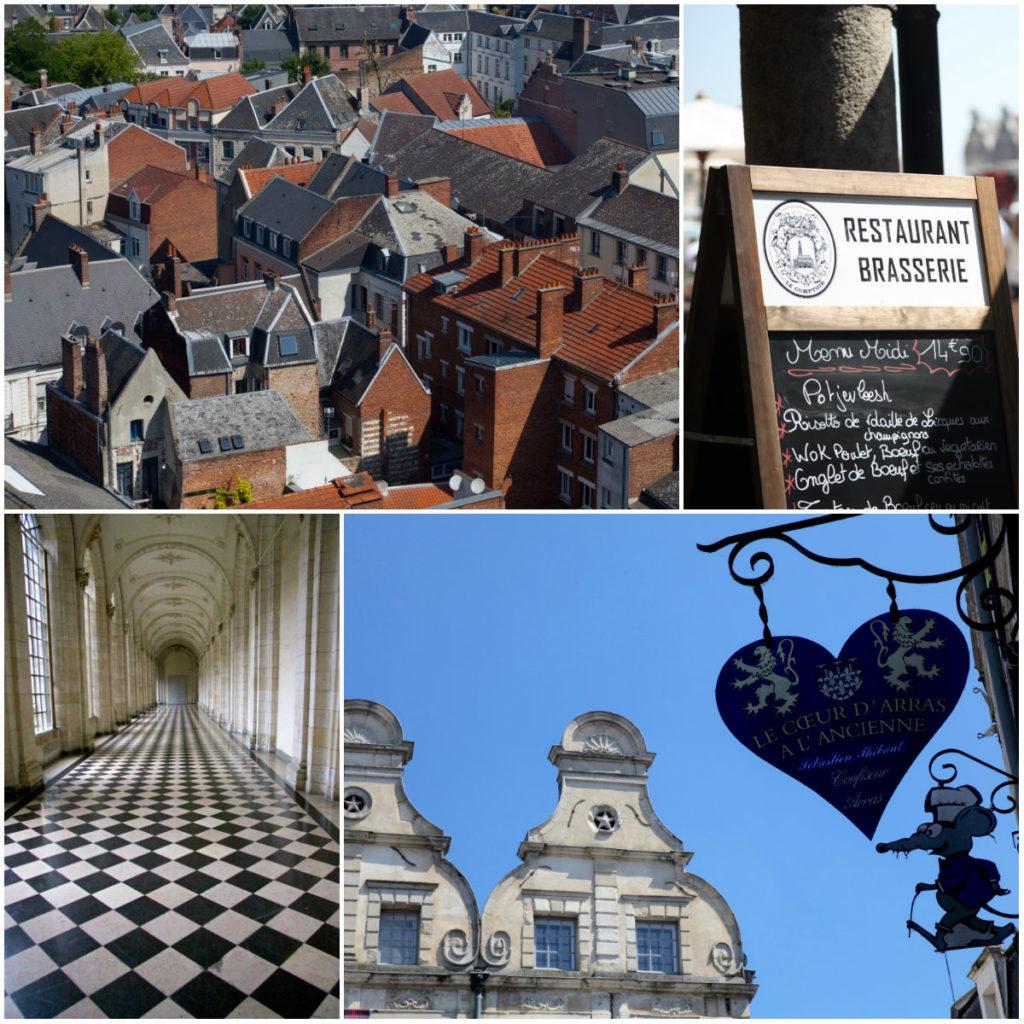 Arras bezienswaardigheden Musee des Beaux Arts abdij Saint-Vaast