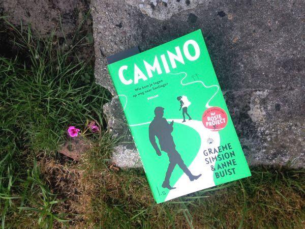 Camino leuk vakantieboek