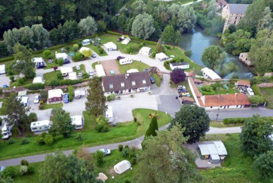 camping Montreuil-sur-Mer