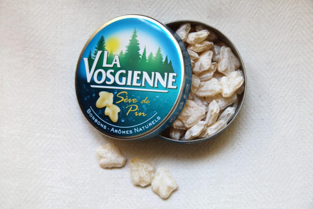 Frans snoepgoed La Vosgienne tankstation
