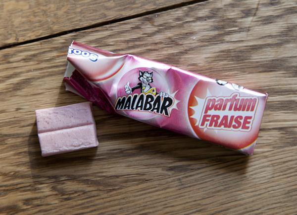 Frans snoepgoed Malabar