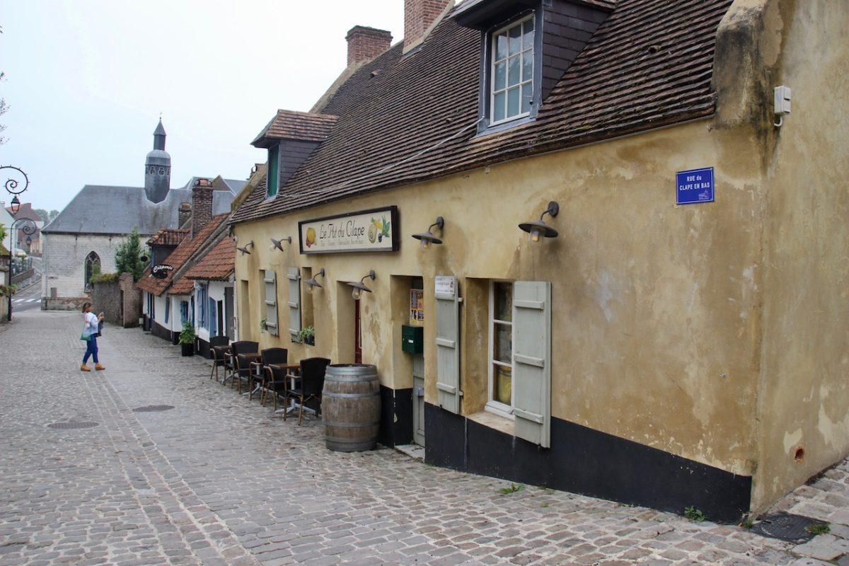 Rue de la Clape