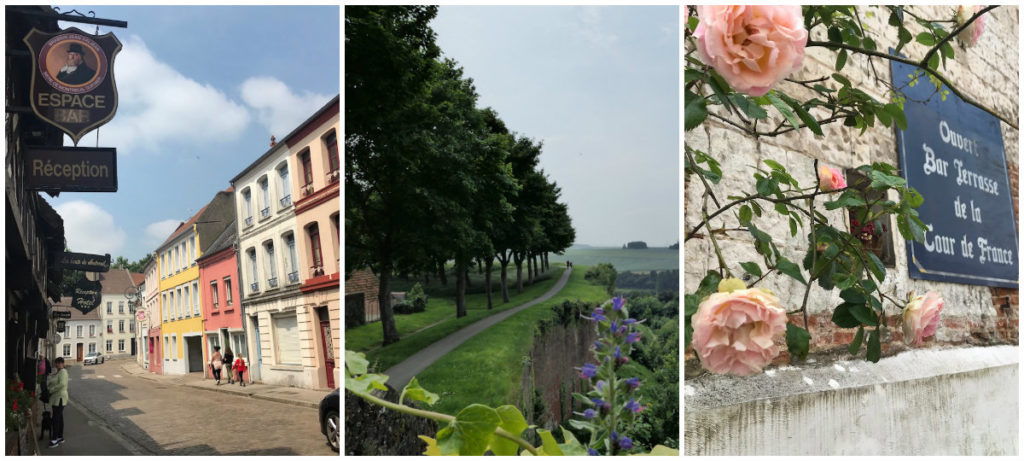 Montreuil-sur-mer-collage-beeld-Josee