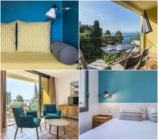 Residence du Bailli appartementen Côte d'Azur