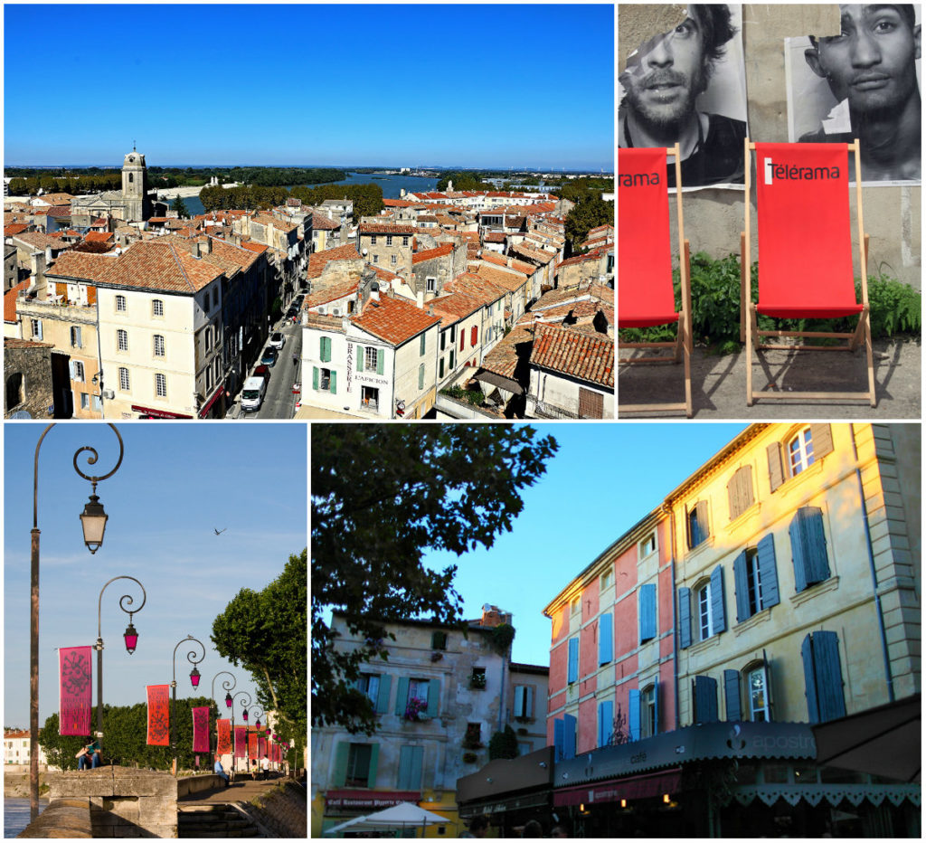 Arles leuke stad om te bezoeken