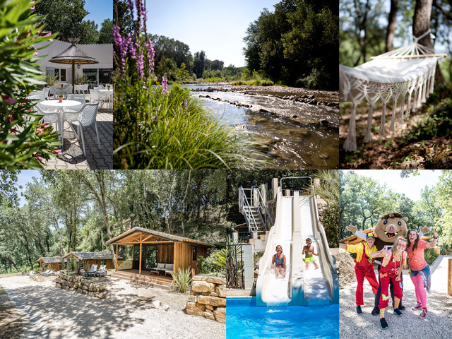 Vallee verte vijfsterren camping met kinderanimatie zwembad activiteiten