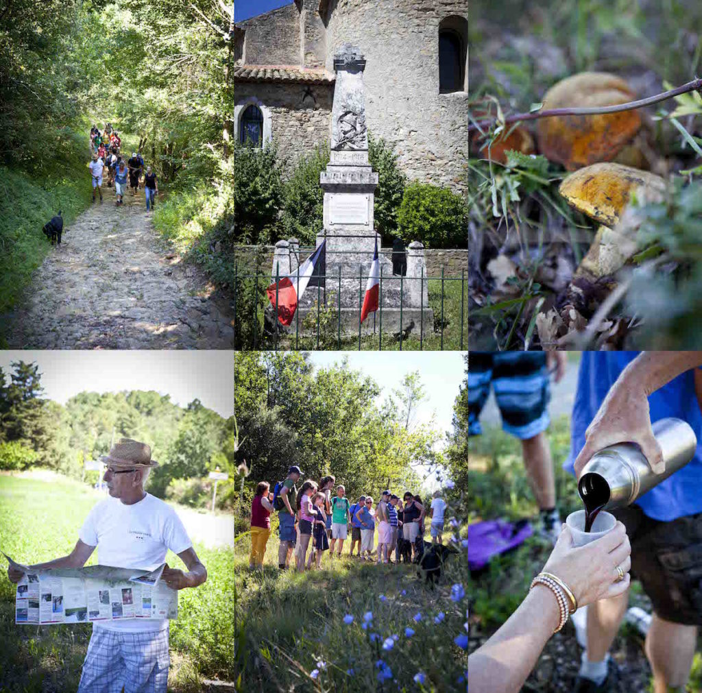 Vallee verte familiecamping lodges safaritenten Zuid-Frankrijk wandelen Gard