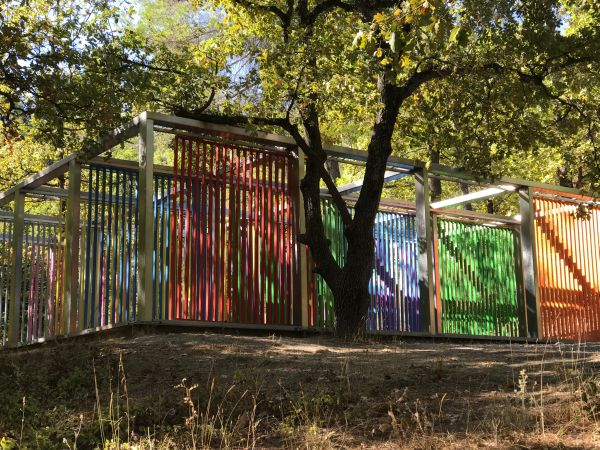 Bezoektip Provence Chateau La Coste moderne kunst