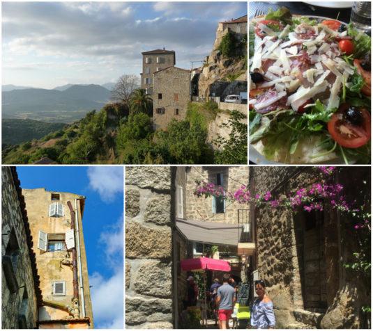 Collage Sartène, Corsica