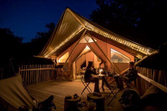 camping Millau