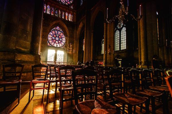 Reims katehdraal