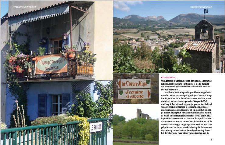 reisgids voor de Drome - Verrassende Drôme binnenwerk