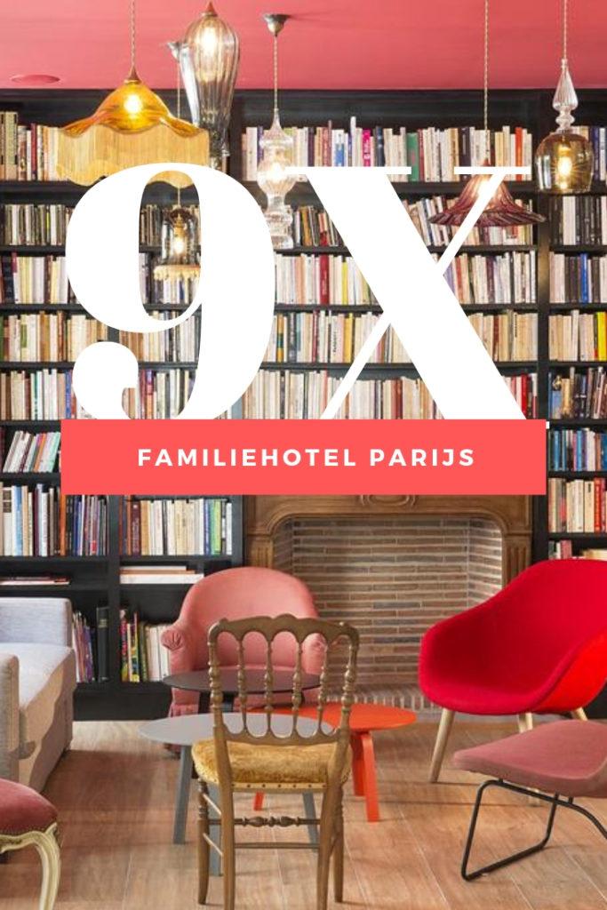 Familiehotel Parijs