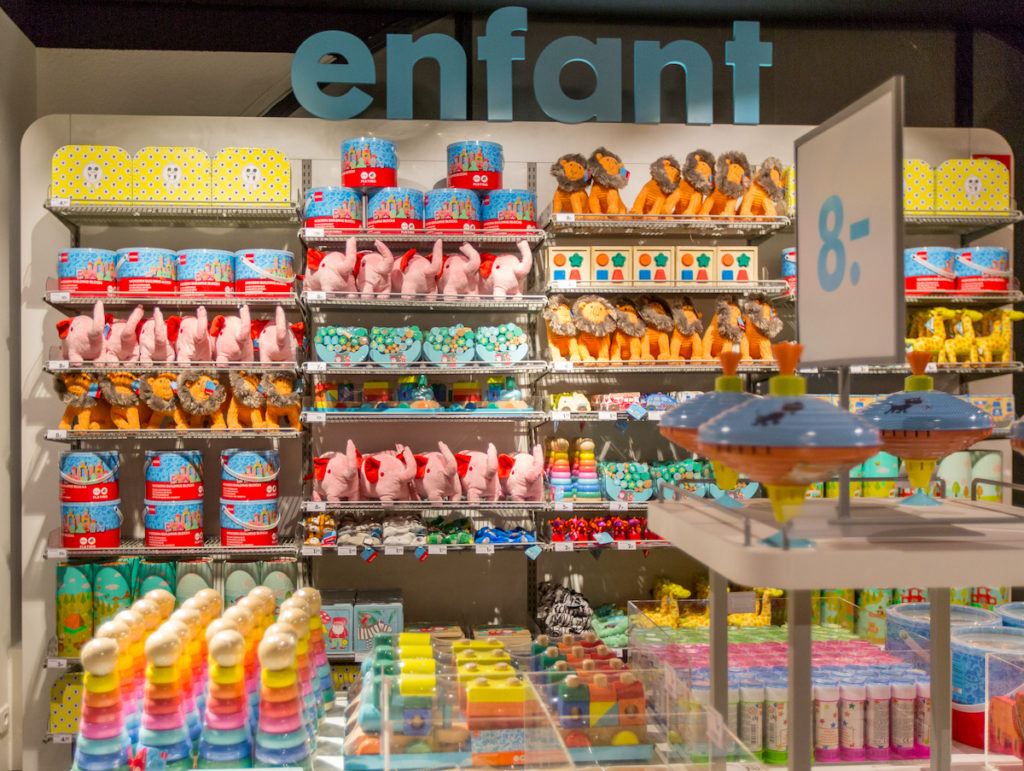 Nederlandse merken in Frankrijk Hema