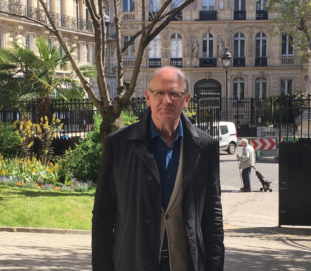 Philip Freriks tv-serie Parijs