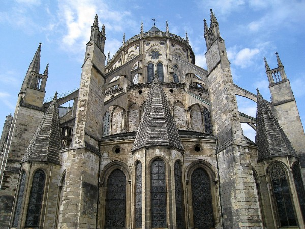 kathedraal Bourges