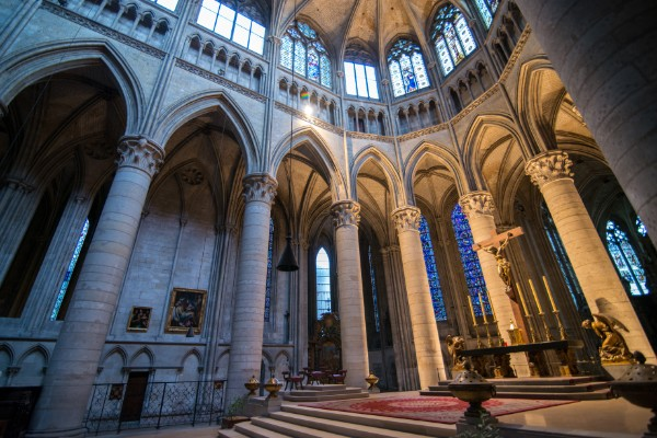 kathedraal Chartres