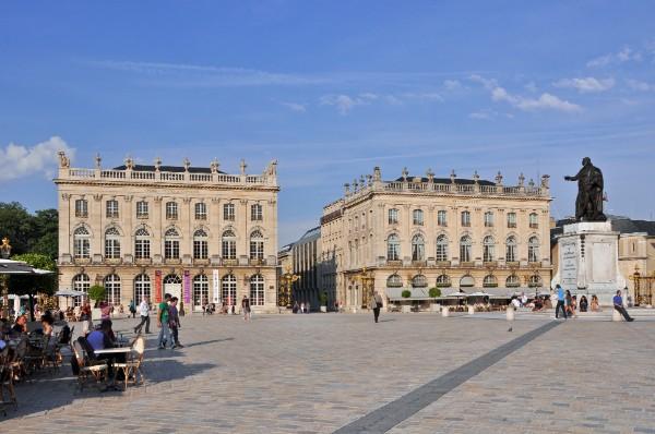 Place Stanislas Nacy Lotharringen