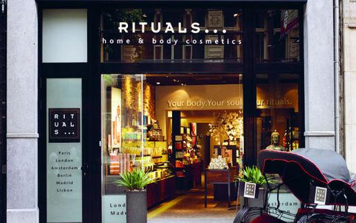 Nederlandse merken in Frankrijk Rituals