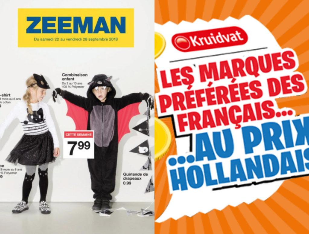 Nederlandse merken in Frankrijk