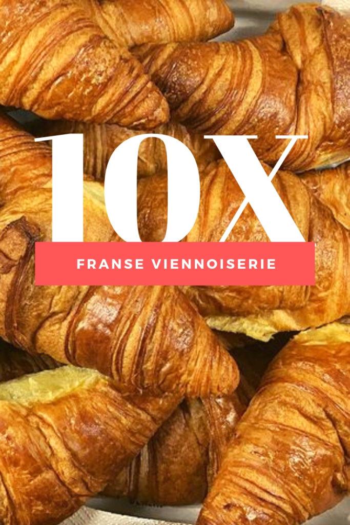 franse viennoiseries toplist
