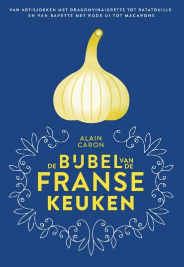 Cover 'De bijbel van de Franse keuken'