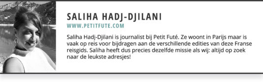 Gastblogger onderschrift Saliha Hadj-Djilani