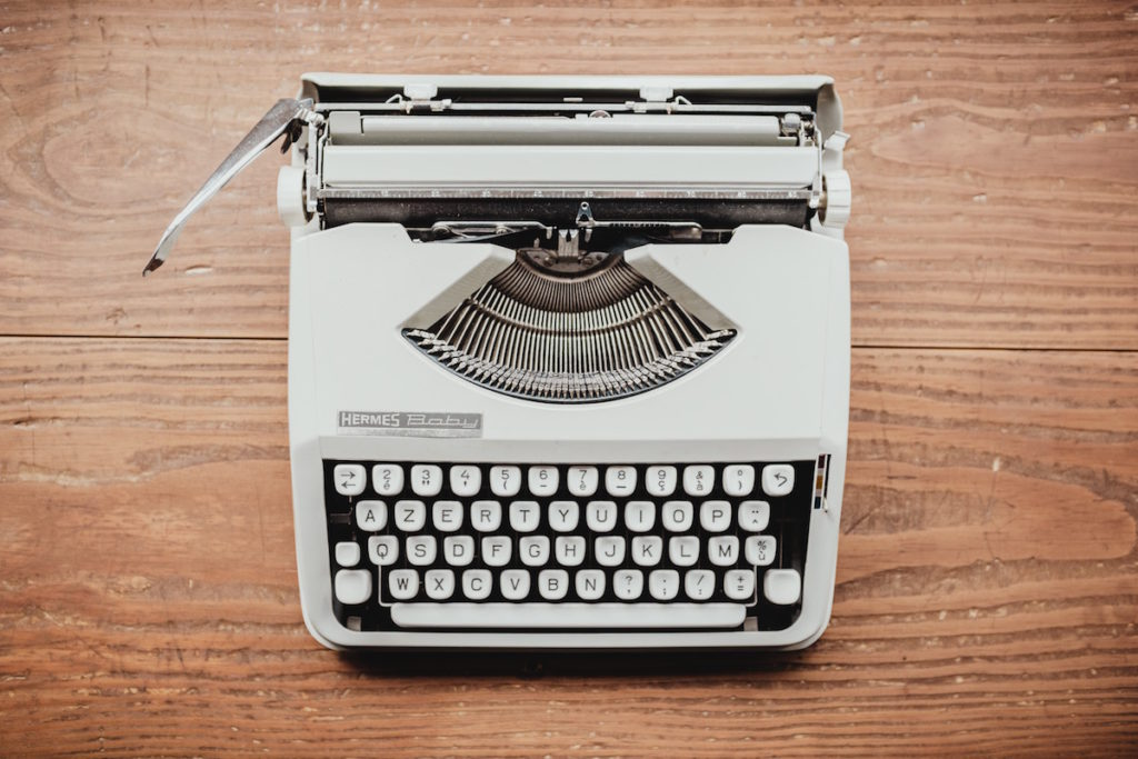 typemachine Azerty
