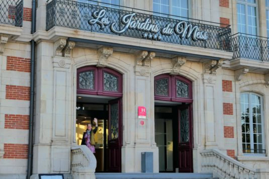 Hotel Jardin du Mess