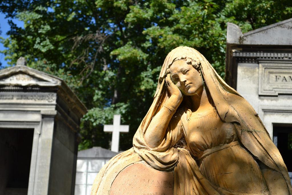 begraafplaatsen Parijs
