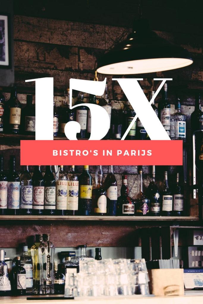 Bistro's in Parijs toplist