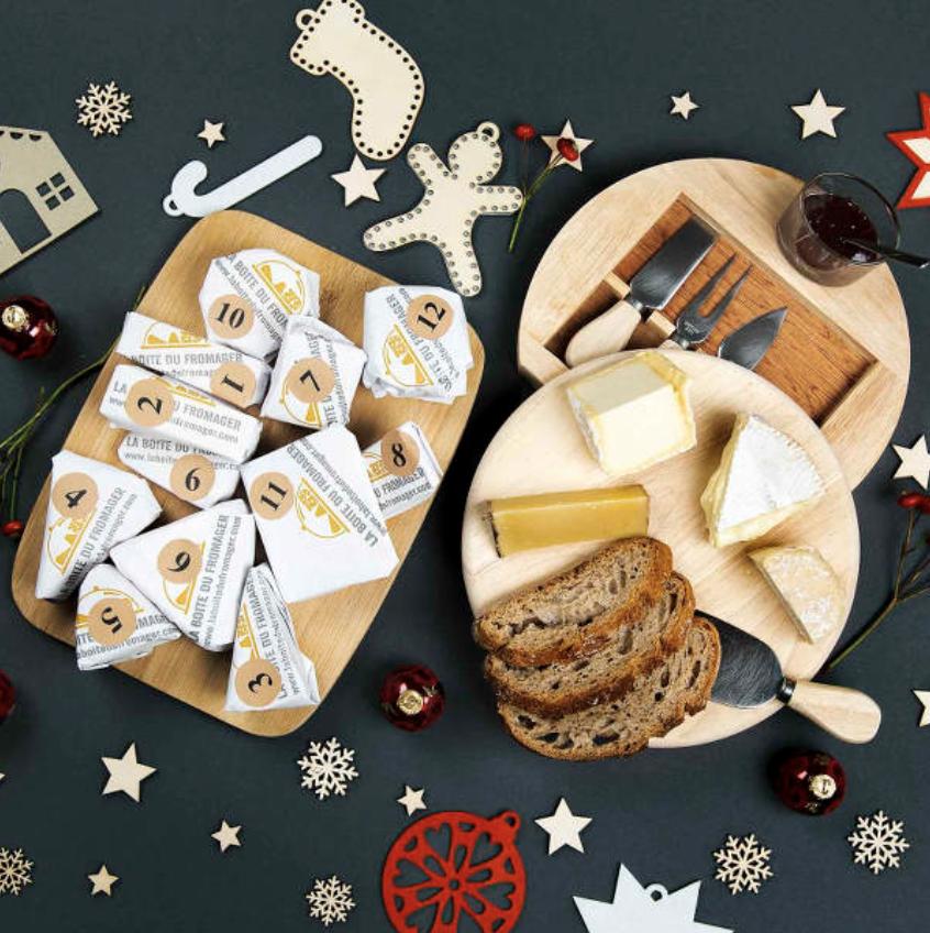 Advent Kalender La Boite à fromages