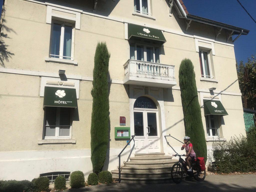 Hotel Orée du Parc Romans