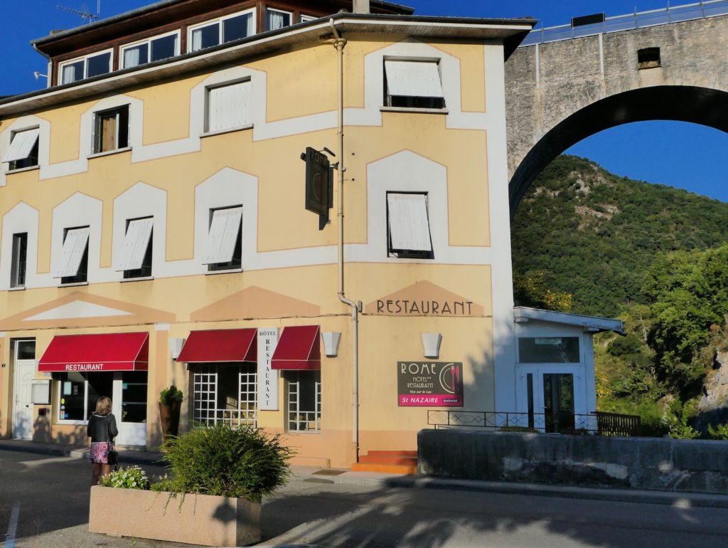 Hôtel Le Rome St Nectaire