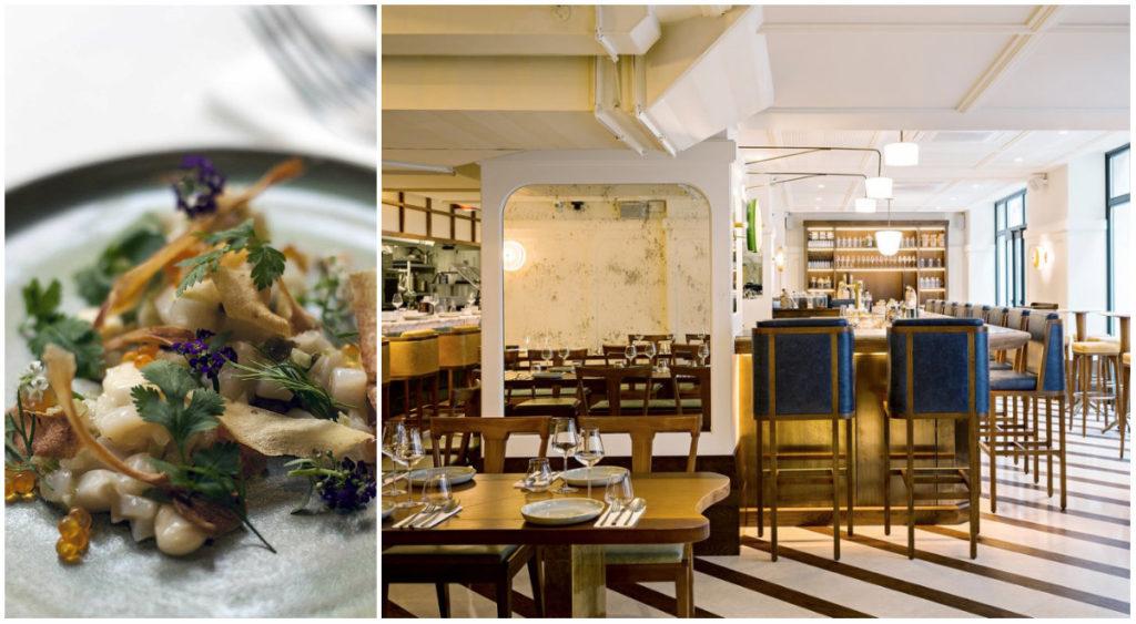 moderne bistro restaurant Bonhomie Parijs