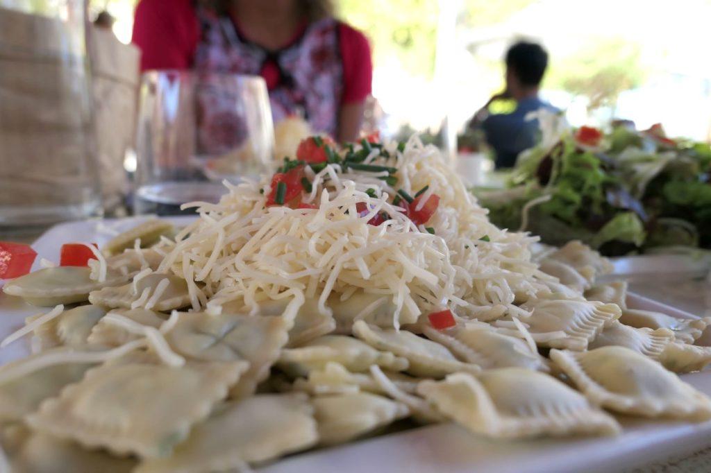 Raviole specialiteit van Romans