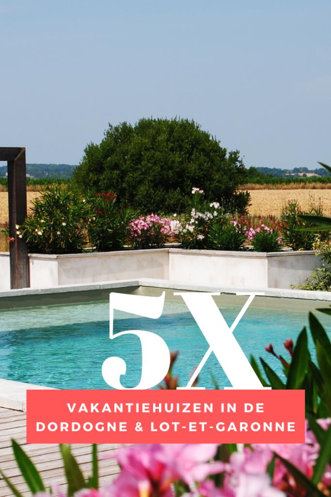 vakantiehuizen in Zuid-Frankrijk Pinterest