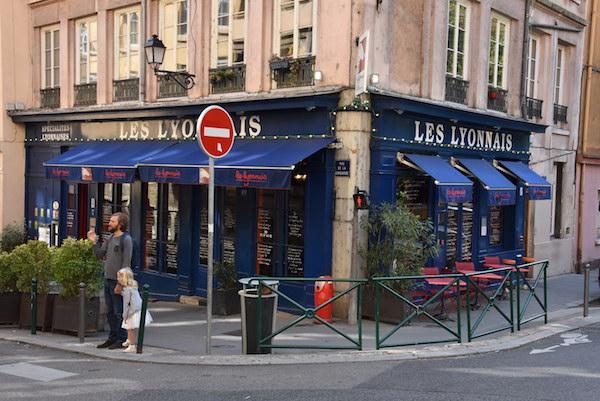 Zien & doen in Lyon - eten in een bouchon
