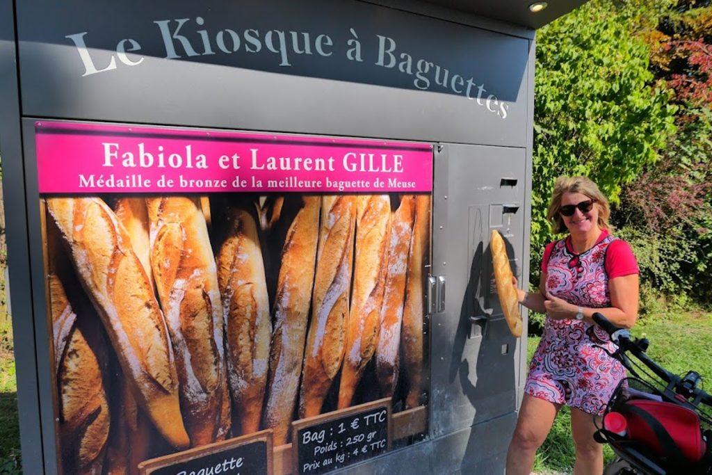 Broodautomaat Meuse