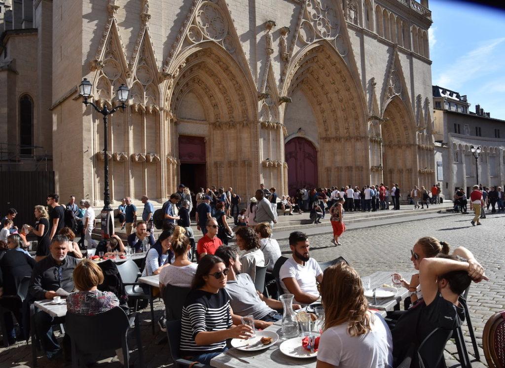 Zien & doen in Lyon kathedraal