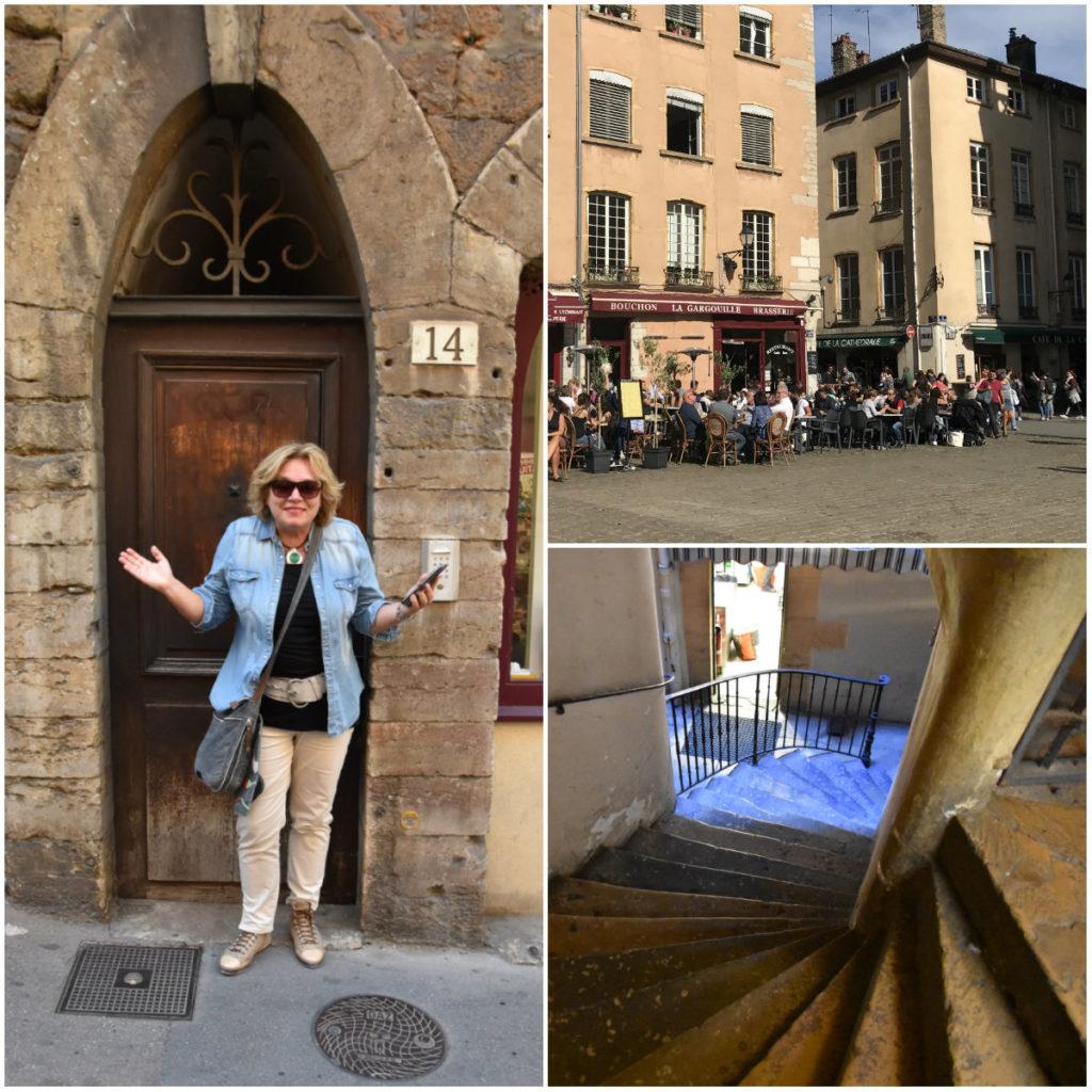 Zien & doen in Lyon Traboules Vieux-Lyon