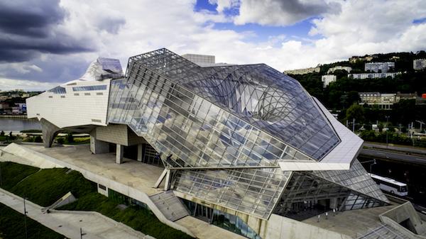 Zien & doen in Lyon Musee Confluences