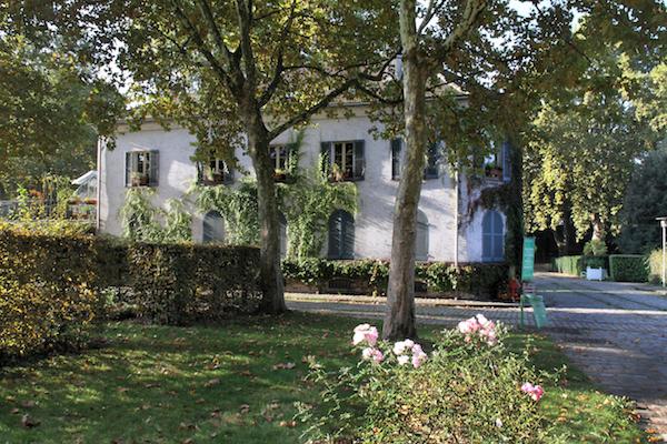 Onbekend Parijs park Bercy