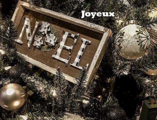 vrolijke kerst joyeus Noel