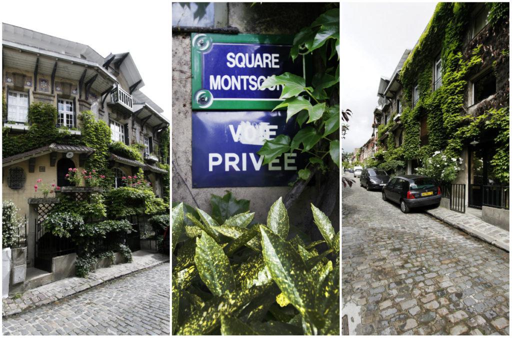 Onbekend Parijs wijk Montsouris
