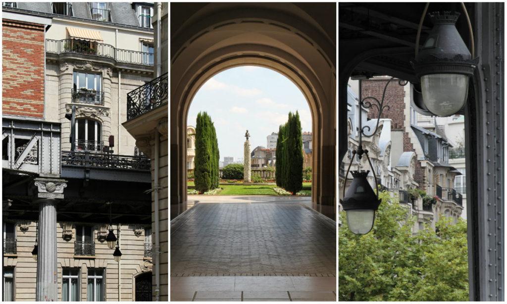 Onbekend Parijs wijk Passy Auteuil