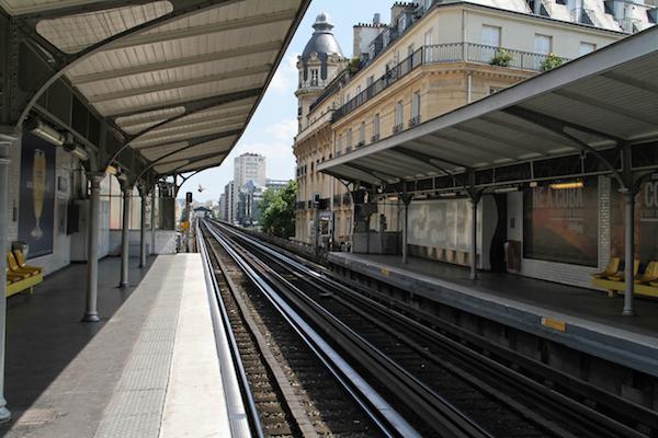 Onbekend Parijs wijk Passy