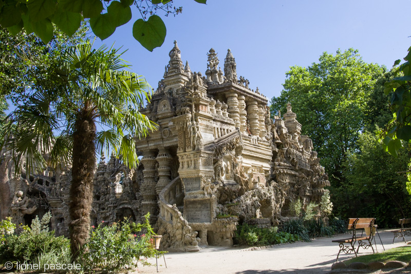 Palais Ideal in de Drome - bezoektip