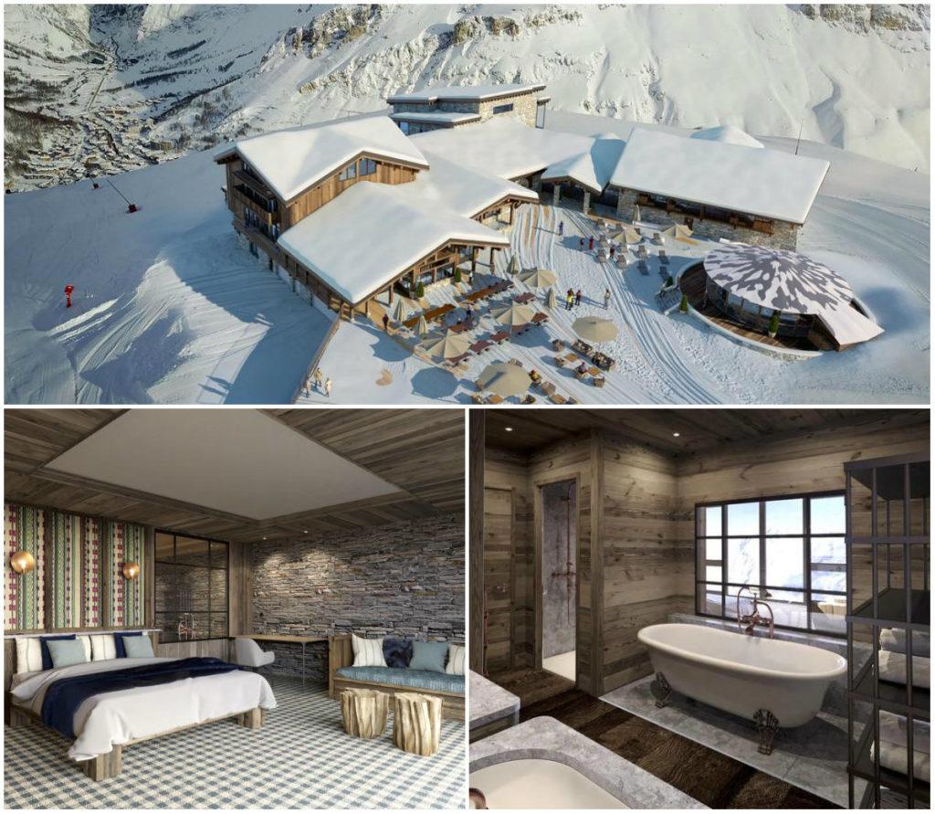 Refuge de Solaise Val-d-Isere wintersporthotel